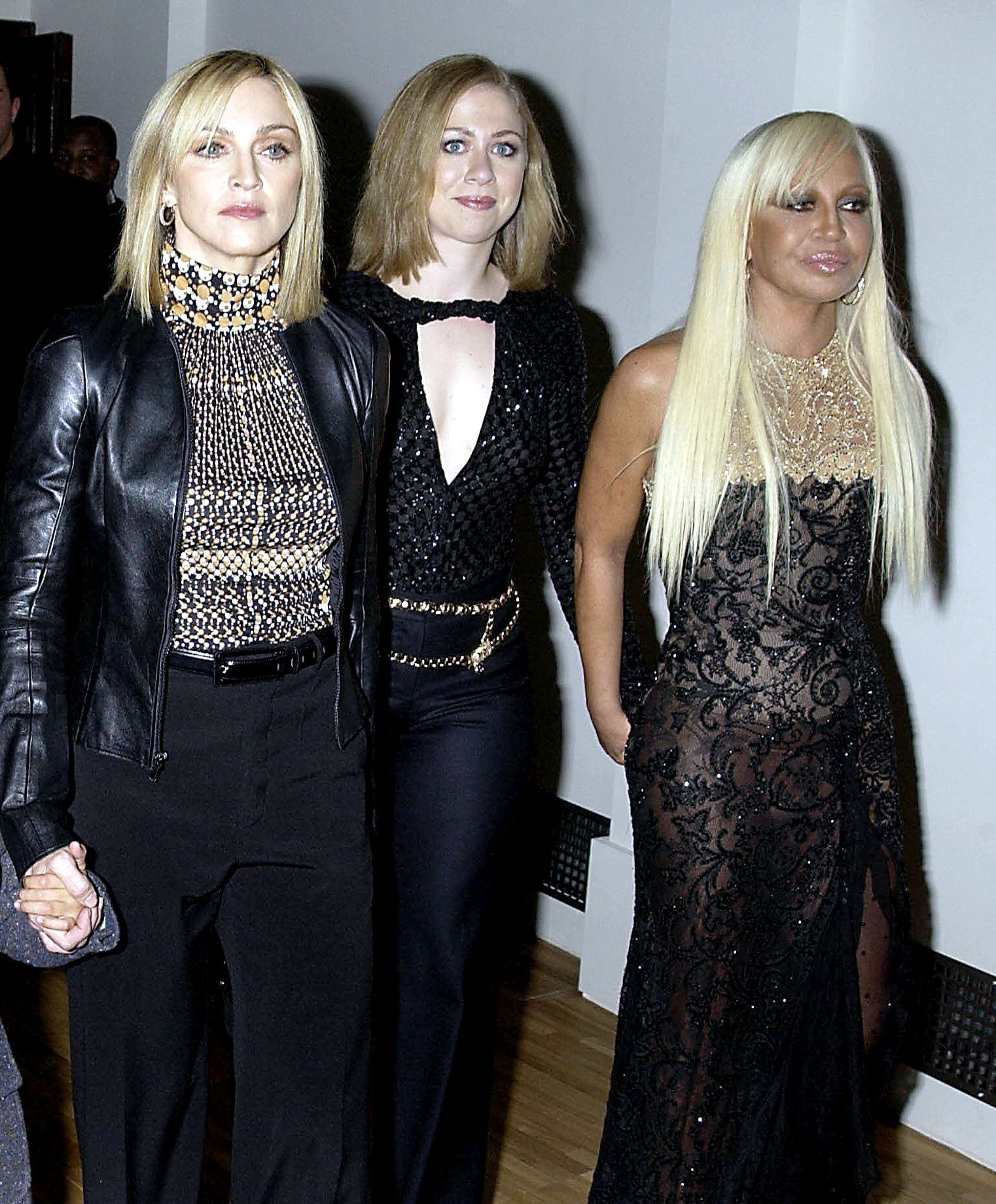 Versace At The V&a...