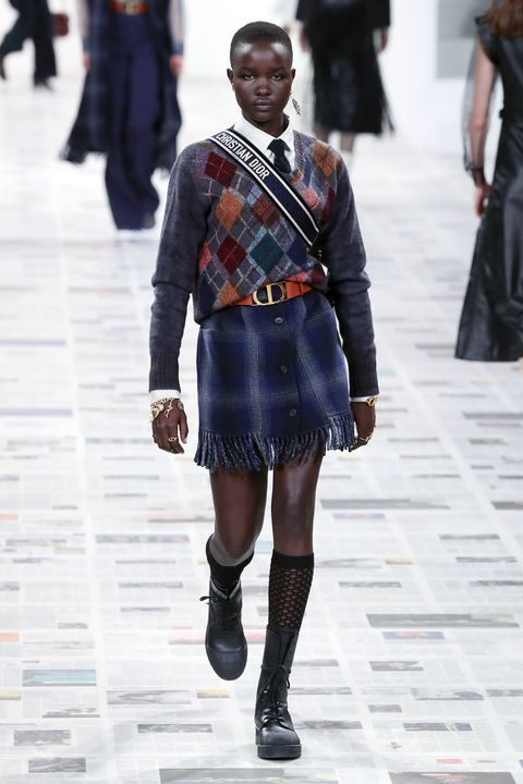 Dior : Runway - Paris Fashion Week Womenswear Fall/Winter 2020/2021