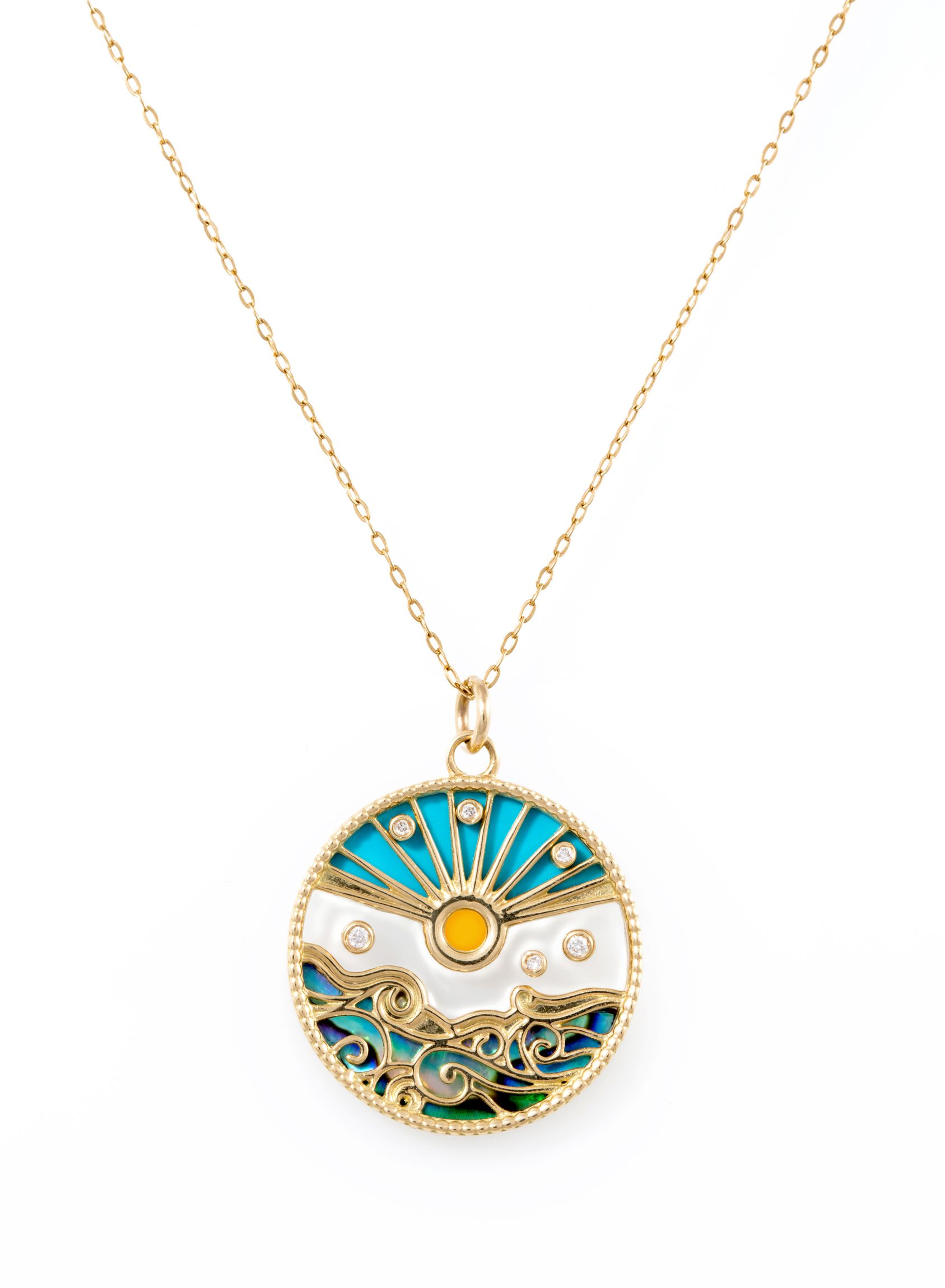 Love Summer Pendant