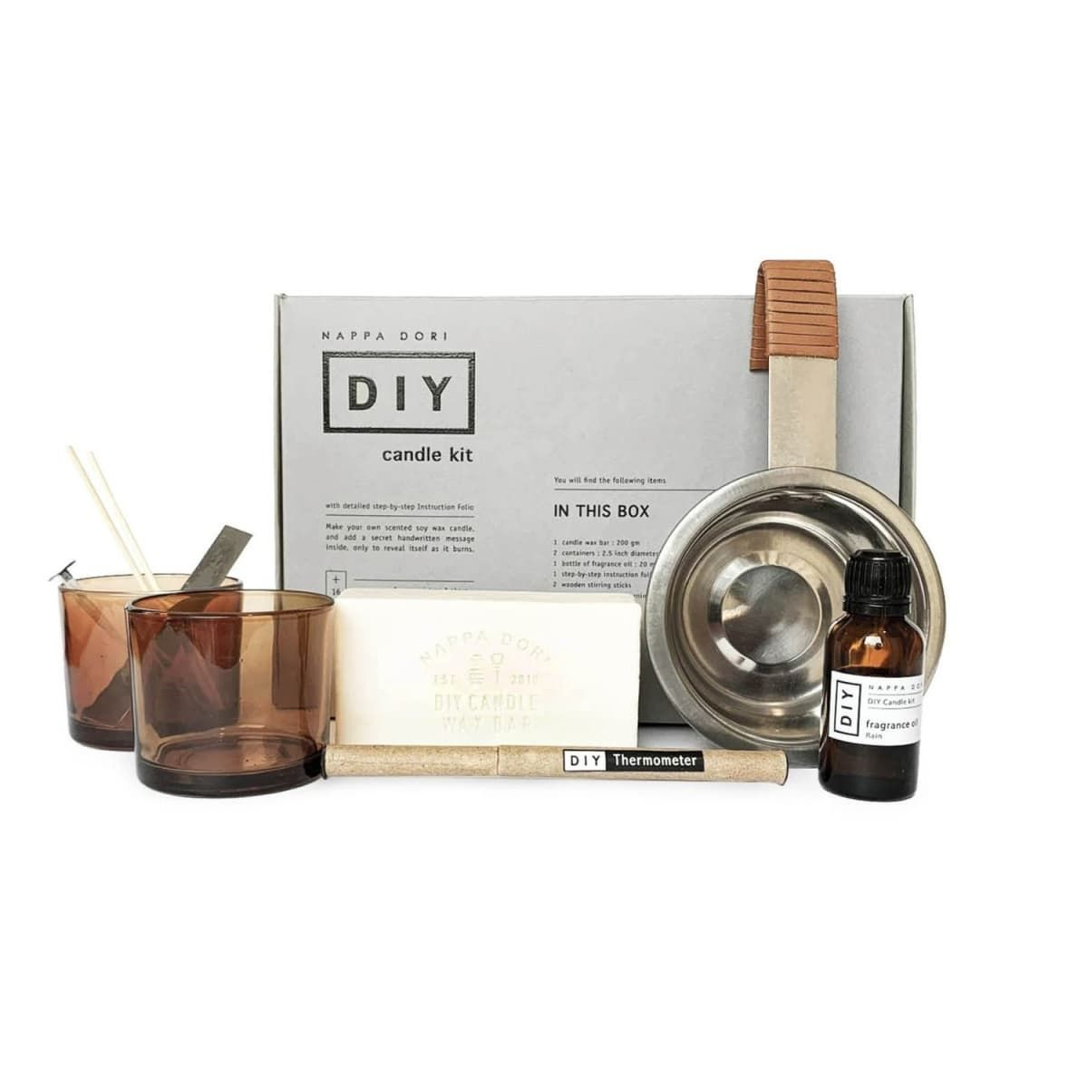 Diy Candle Kit - Rain